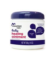 Mountain Falls Baby Healing Ointment for Diaper Rash, Compare to Aquaphor, 14 Ounce