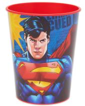 American Greetings Superman Party Supplies, Plastic Party Cup (1-Count)
