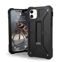 Urban Armor Gear for iPhone 11 [6.1-inch Screen] Monarch Feather-Light Rugged [Carbon Fiber] Military Drop Tested iPhone Case