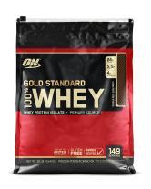 OPTIMUM NUTRITION GOLD STANDARD 100% Whey Protein Powder, Double Rich Chocolate, 10 Pound