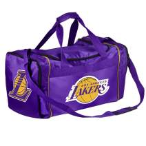 FOCO NBA Los Angeles Lakers Unisex CORE Duffel BAGCORE Duffel Bag, Team Color, OS