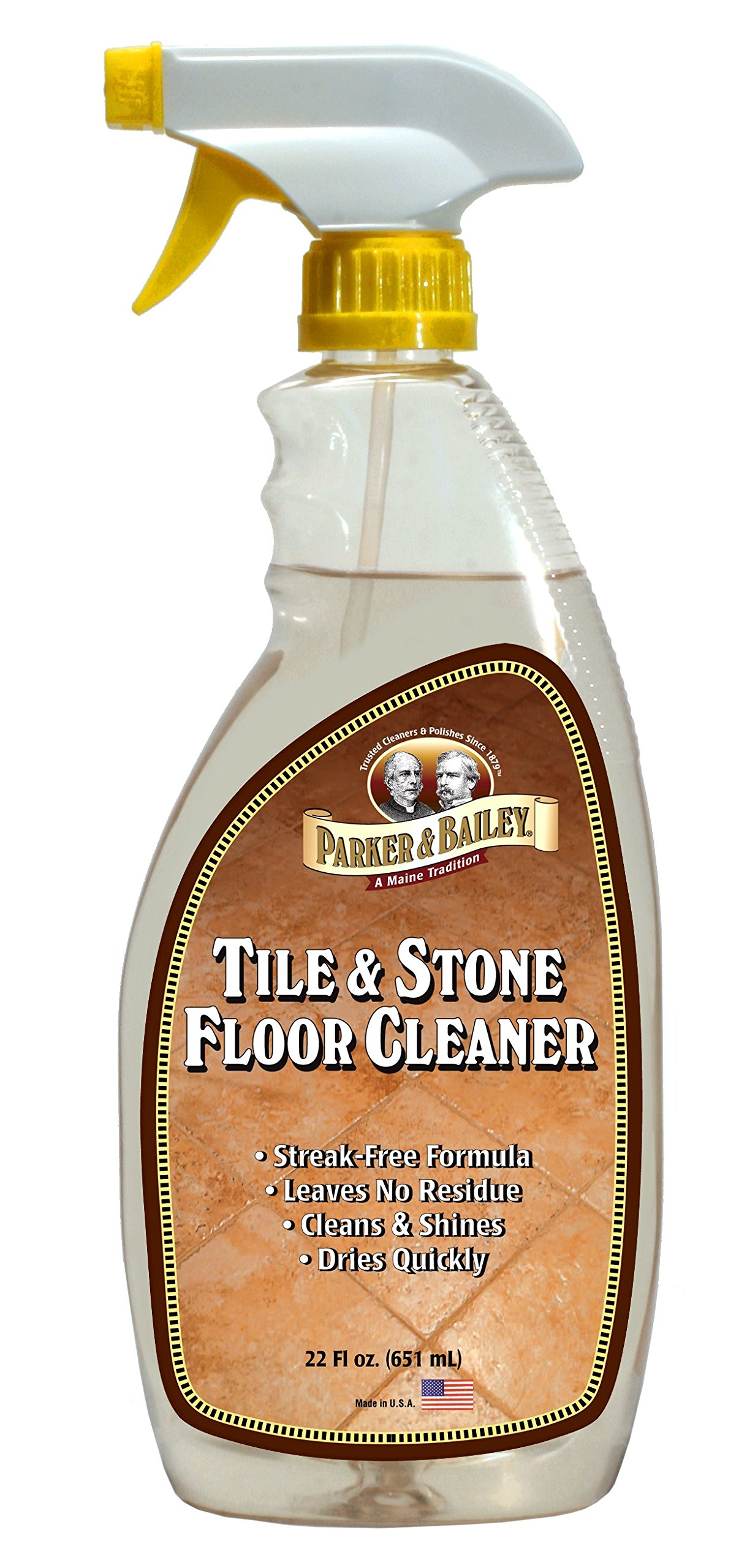 Parker & Bailey Tile and Stone Floor Cleaner 22oz