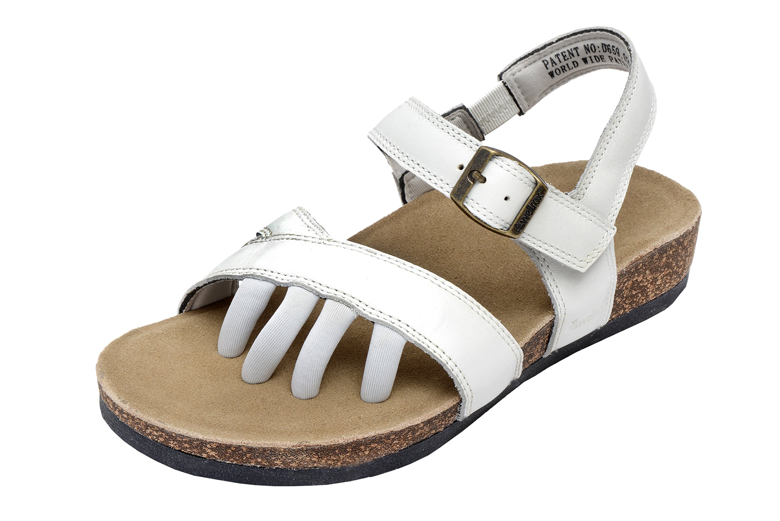 Wellrox Women's Santa Fee-Maddie Casual Sandal