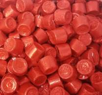 CrazyOutlet Rolo Chewy Caramel Milk Chocolate Candy, Red Foil Wrapper, Bulk Pack 2 Lbs