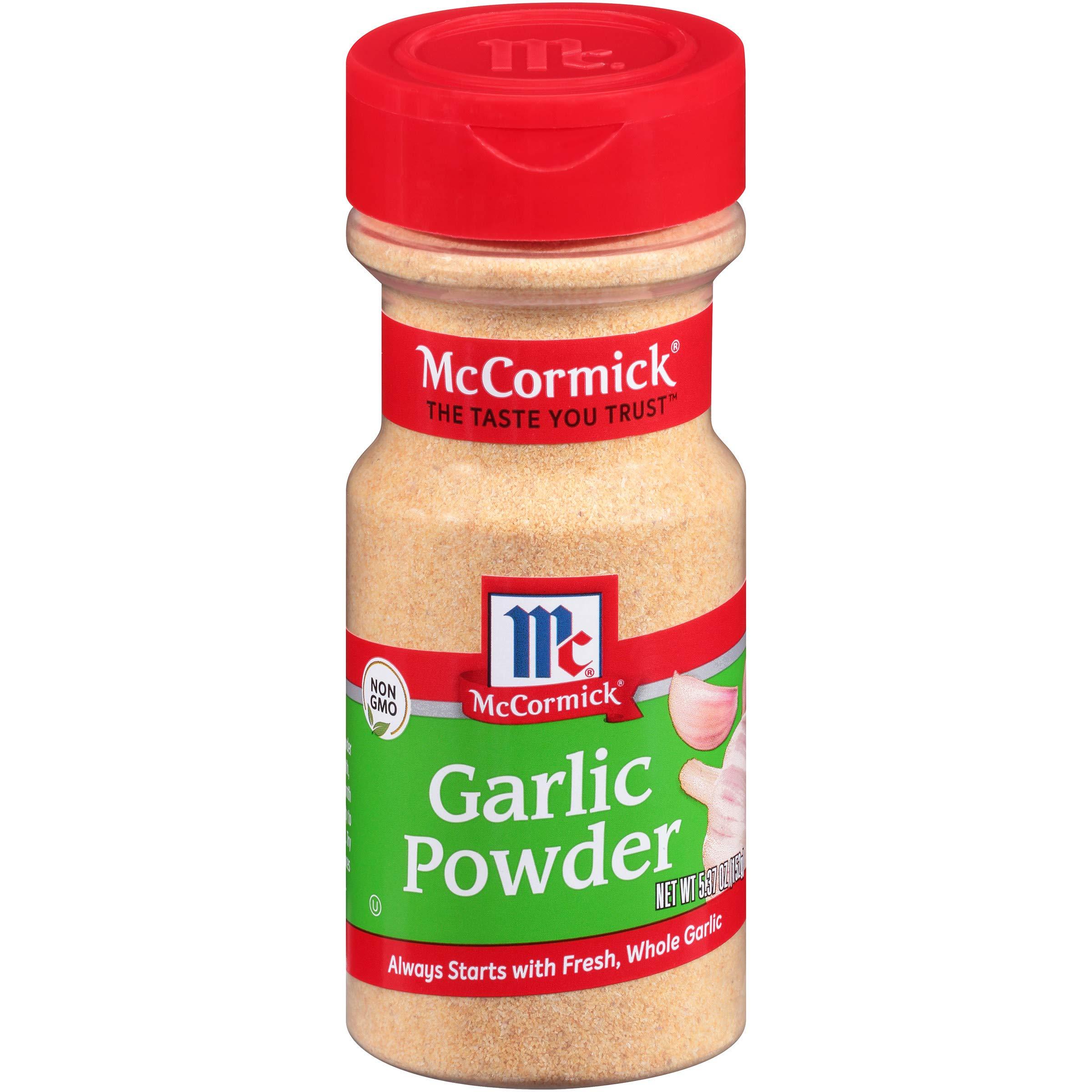 McCormick Garlic Powder, 5.37 oz