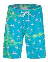 APTRO Men's Quick Dry Swim Trunks with Pockets Swimwear Beach Board Shorts