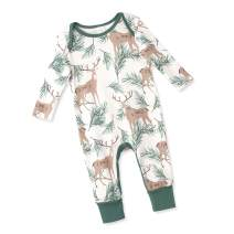 Tesa Babe Christmas Baby Clothes My First Christmas Rompers for Newborn to Toddlers Baby Girls Boys, Multi