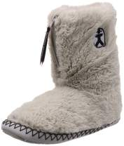 Bedroom Athletics Women's Marilyn Faux Fur Slipper Boots