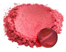 """Eye Candy Mica Powder Pigment """"Indian Red"""" (25g) Multipurpose DIY Arts and Crafts Additive 
