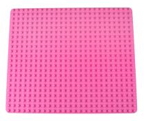 """Strictly Briks Classic Big Briks Baseplate 100% Compatible with All Major Brands 