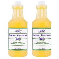 STANLEY HOME PRODUCTS Degreaser Concentrate - Removes Stubborn Grease & Grime - Multipurpose Cleaner for Home & Commercial Use (2 Pack)