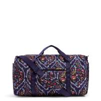 Vera Bradley Women's Lighten Up Large Travel Duffel Travel Bag