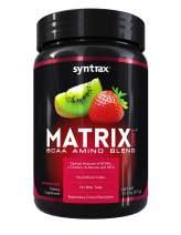 Syntrax Matrix Bcaa Amino Blend, Strawberry Kiwi, 1.10 Pound