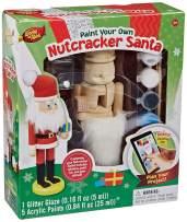 MasterPieces Holiday Wood Paint Kit - Nutcracker Santa