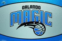 "Trends International Orlando Magic-Logo 14 Premium Wall Poster, 22.375"" x 34"""