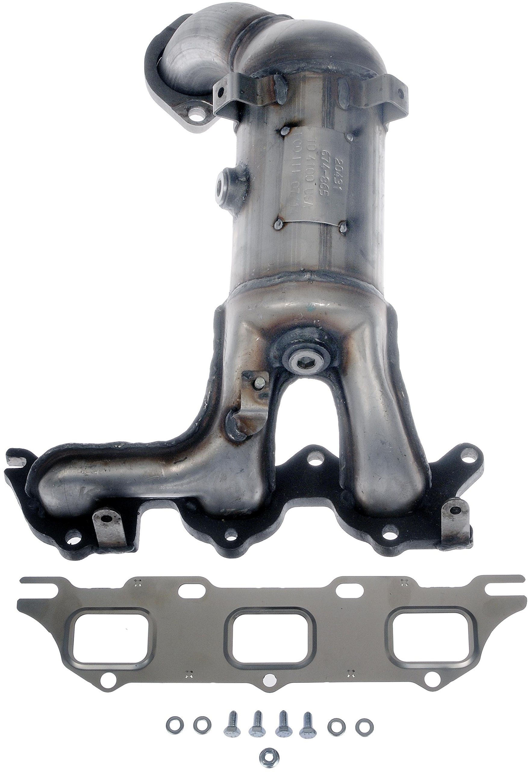 Dorman 674-865 Exhaust Manifold with Integrated Catalytic Converter (Non CARB Compliant)