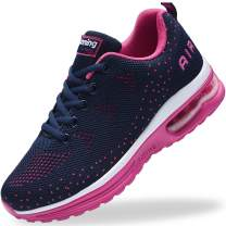 Autper Womens Air Athletic Tennis Running Shoes Fashion Sport Gym Jogging Lightweight Casual Walking Sneakers(Size5.5-11)