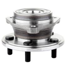 SCITOO Compatible with New Wheel Hub Bearing Front Or Right fit 1989-2001 Jeep Cherokee Comanche 1990 Jeep Wagoneer 4WD 4 X4 5 Lug