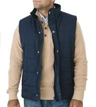 Hope & Henry Mens' Quilted Puffer Vest