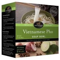 Snapdragon Vietnamese Pho Bowl, 2.1 oz Bowls, 36Count