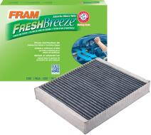 FRAM CF10775 Fresh Breeze Cabin Air Filter with Arm & Hammer