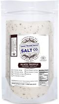 1 lb. Bulk Bag - Authentic Italian Black Truffle Salt by San Francisco Salt Company