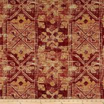 Artistry Navajo Southwest Cheyenne Jacquard Henna, Fabric by the Yard