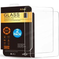 Ailun Screen Protector for Fire HD 8 2Pack 6th Gen 2016 Release Tempered Glass 9H Hardness 2.5D Edge Ultra Clear Anti Scratch Case Friendly Siania Retail Package