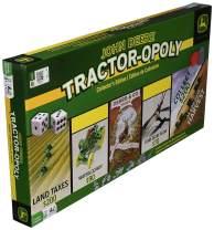 MasterPieces John Deere Tractor-Opoly Board Game