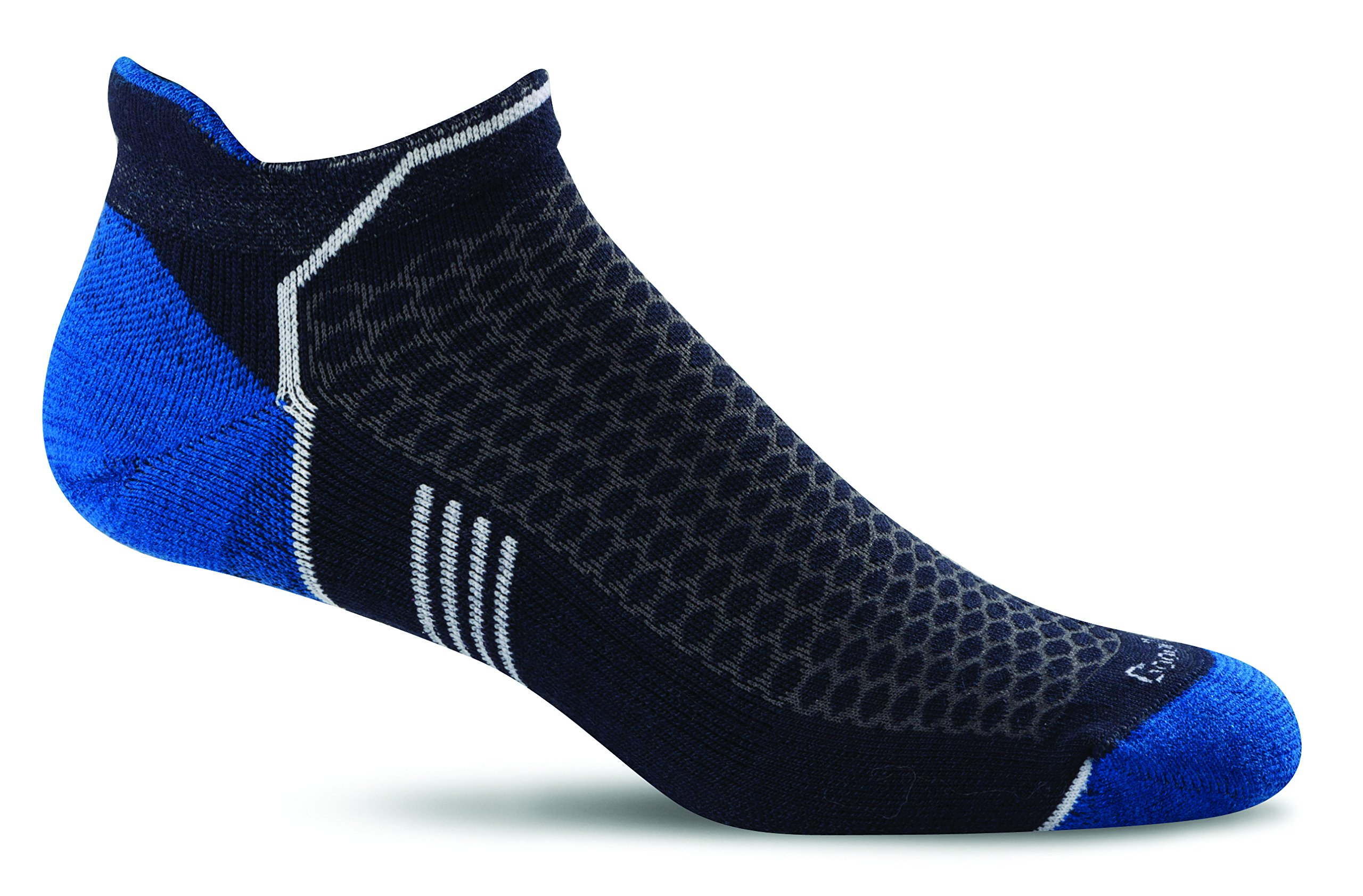 Sockwell Men's Incline Micro Moderate Compression Sock