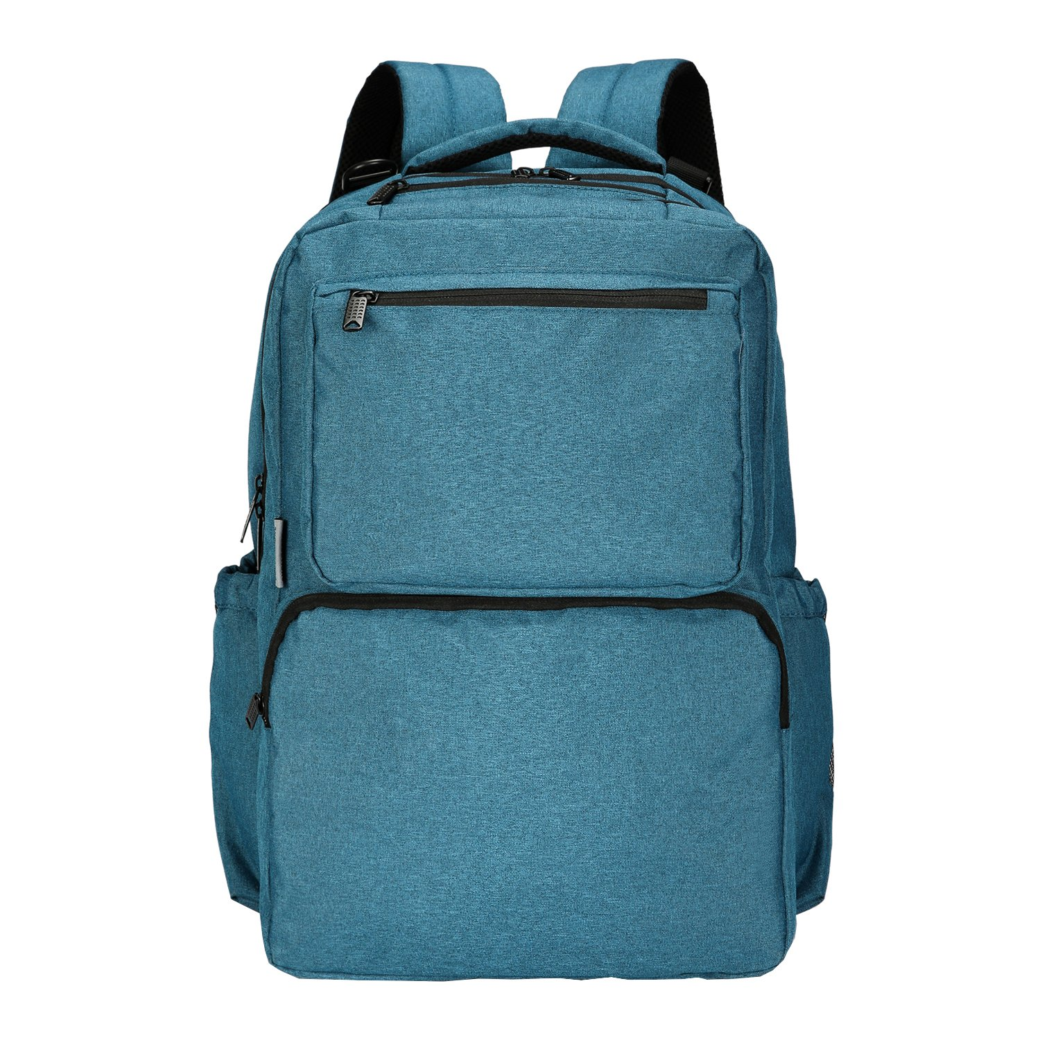 SoHo diaper bag backpack Ultimate System 5 pieces nappy tote bag for baby mom dad stylish insulated unisex multifunction large capacity durable includes changing pad stroller straps Teal