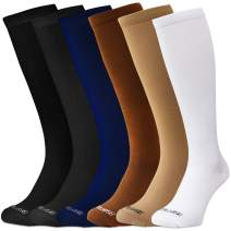 Compression Socks for Men & Women For Running Exercise