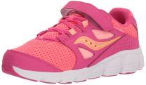 Saucony Kotaro 4 A/C Sneaker (Little Kid/Big Kid), Pink