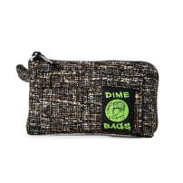 Padded Pouch - Soft Interior with Secure Heavy-Duty Zipper (Concrete, 7-Inch)