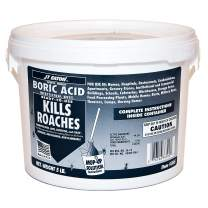 JT Eaton 365 Answer Boric Acid Insecticidal Dust, 5 lbs Resealable Pail (Pack of 4)