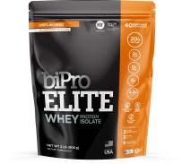 BiPro Elite 100% Whey Isolate Protein Powder, Unflavored, 2 Pound