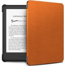 INFILAND Kindle 10th Gen 2019 Case, Shell Case Cover Auto Wake/Sleep Compatible with All-New Kindle 10th Generation 2019 Release Only, Orange