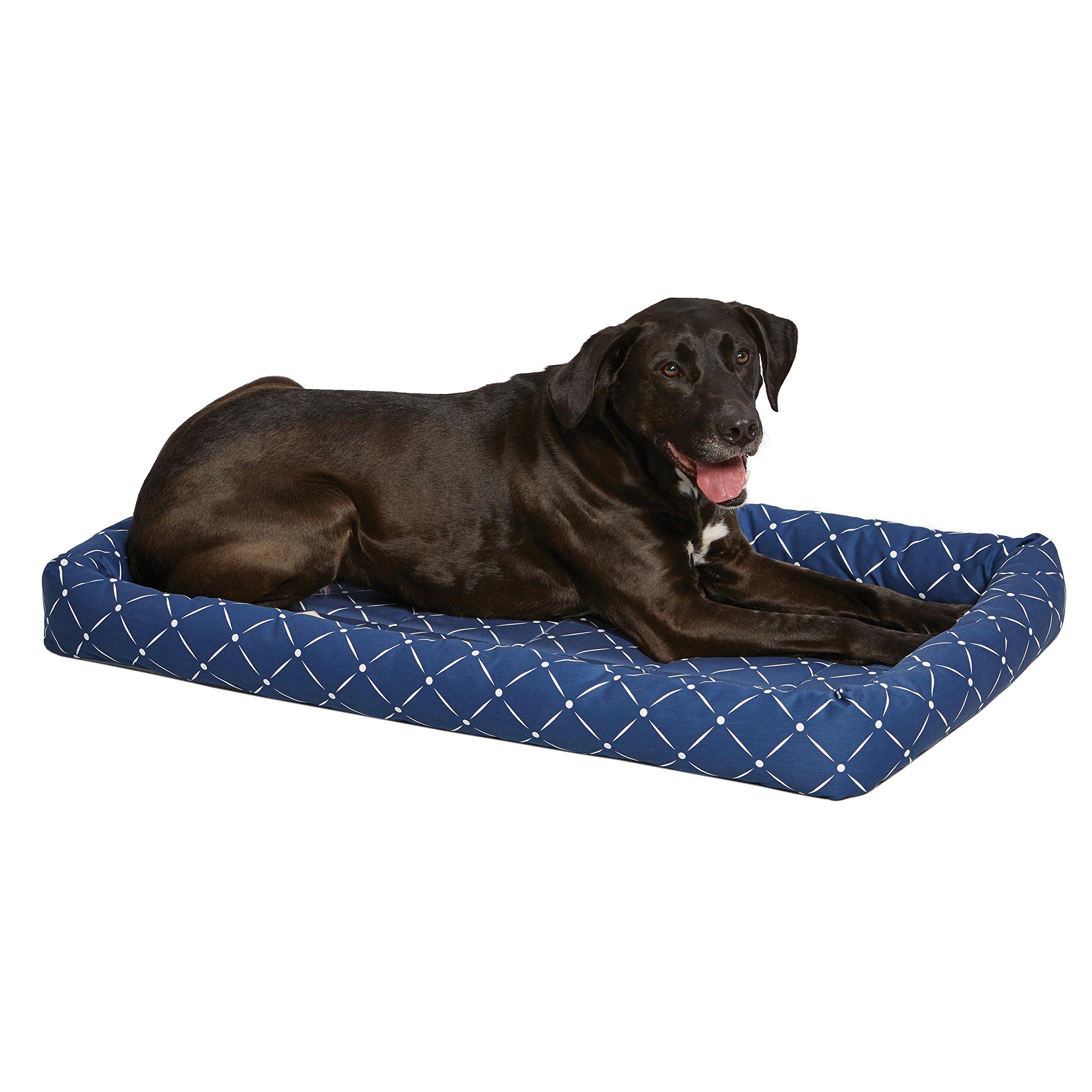 Dog Bed Designed to Fit  Folding Metal Dog Crates | Ashton Pet Bed Series