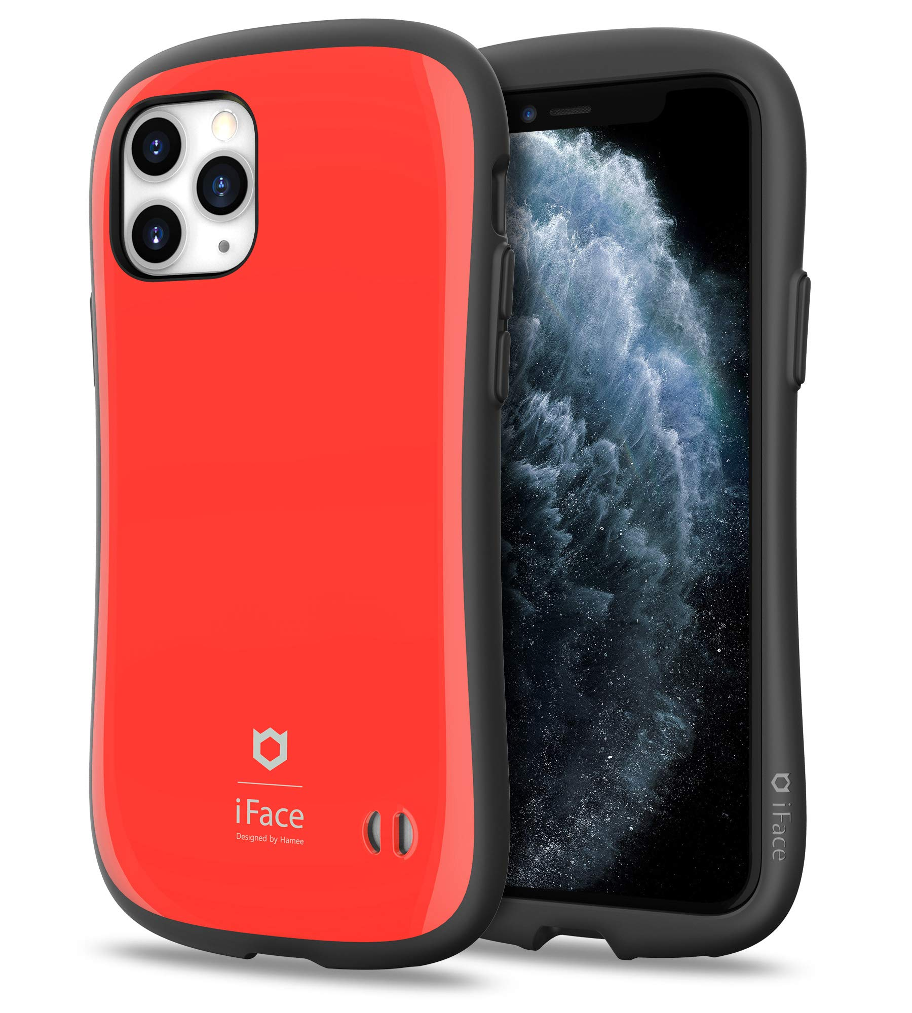 [2019] Case for iPhone 11 Pro, iFace [First Class] Dual Layer Anti Shock Fit Air Cushioned [TPU + PC] [Heavy Duty Protection] [Military Drop Test Certified], Red