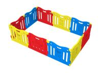 Baby Care Play Mat Funzone Play Pen (Vivid)