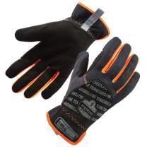 ProFlex 815 Work Glove, Gauntlet Cuff, Breathable Comfort,Small