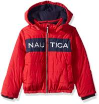 Nautica Boys' Toddler Helm Bubble with Storm Cuffs