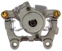 ACDelco 18R12701C Professional Rear Driver Side Disc Brake Caliper Assembly with Pads (Loaded Coated), Remanufactured