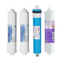 APEC FILTER-MAXCTOP-PH US MADE 90 GPD Complete Replacement Filter Set for ULTIMATE Series Countertop Alkaline Reverse Osmosis Water Filter System