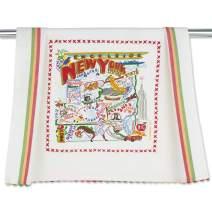 catstudio New York State Dish & Hand Towel   Beautiful Award Winning Home Decor Artwork   Great For Kitchen & Bathroom