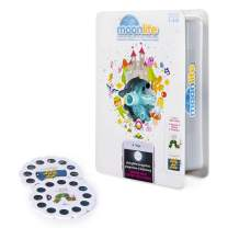 Moonlite - Eric Carle Junior Starter Pack, Storybook Projector For Smartphones with 2 Story Reels, For Ages 1 & Up