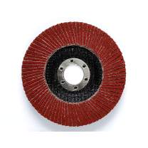 "Cubitron II 64405 3M Flap Disc 969F, T27 4-1/2"" x 5/8-11 80+ YF-Weight, Giant, Polyester Film Backing, Precision Shaped Ceramic Grain Abrasive Grit, 4.5"" Diameter"