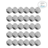 Esonstyle 30pcs LR41 AG3 Battery 1.5 Volt Coin Battery LR 41 Coin Button Cell (30PCS-LR41 AG3-30pcs)