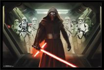 Trends International Wall Poster Star Wars the Force Awakens Oppression, 22.375 x 34