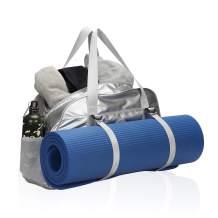 Hynes Eagle Yoga Mat Bag Sport Duffel for Gym Travel Bag 35L Silver 2018